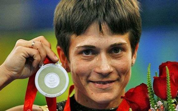 即将第七次参加奥运会的丘索维金娜