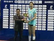 刘晏含17分八一3-0云南 袁心玥16分当选全场MVP
