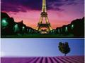 一个国家一种颜色,美哭了,万万没想到中国竟然不是红色!