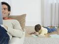 """爸妈当心,这8种习惯会""""遗传""""给孩子"""