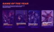 TGA公布年度游戏入围名单,《死亡搁浅》收获9项重磅提名