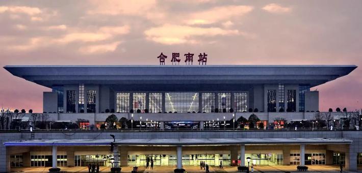 安徽各地高铁站规模大PK