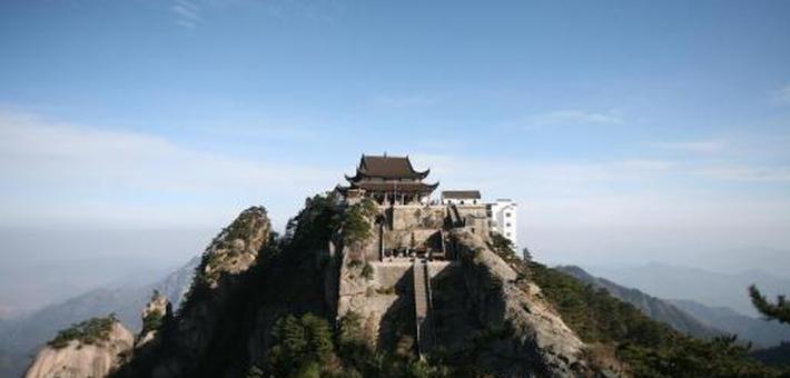 九华山列入世界地质公园网络名录