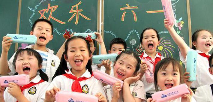 六一儿童节:我们的笑脸