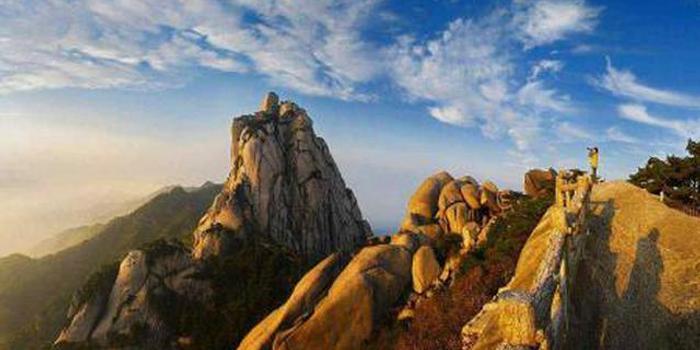 春节期间天柱山风景区向全国人民免票