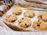 素食养生:龙舌兰蜜燕麦饼干