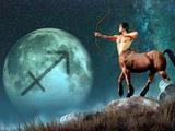 密宗占星:射手月占星星历表