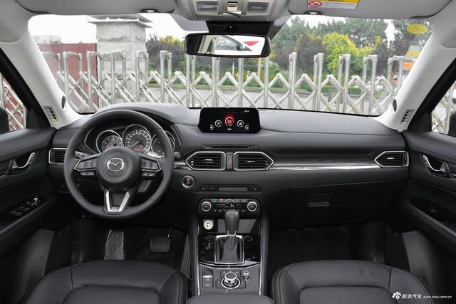 2017款马自达CX-5 2.5L自动四驱旗舰型
