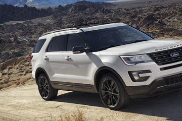 福特将在数十个国家停售探险者车型