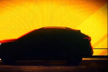 大众全新轿跑SUV曝光 2020年亮相