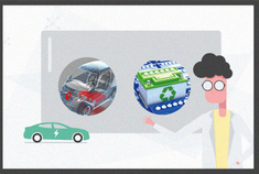 """视频:电动车频繁自燃 电池为何成了""""炸药包""""?"""