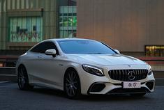 汽车发明者的设计精髓 鉴赏AMG S63 Coupe