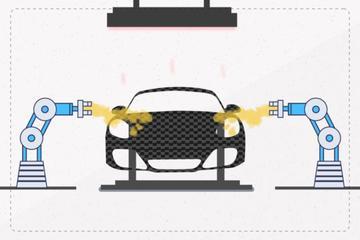超跑厂还是纺织厂?碳纤维车身你知多少