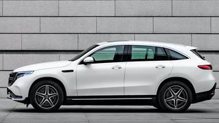 豪華電動SUV入場,奔馳EQC的秘密有多少?