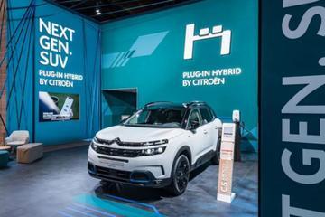 雪铁龙首款插电混动SUV全球首发 将于年内入华