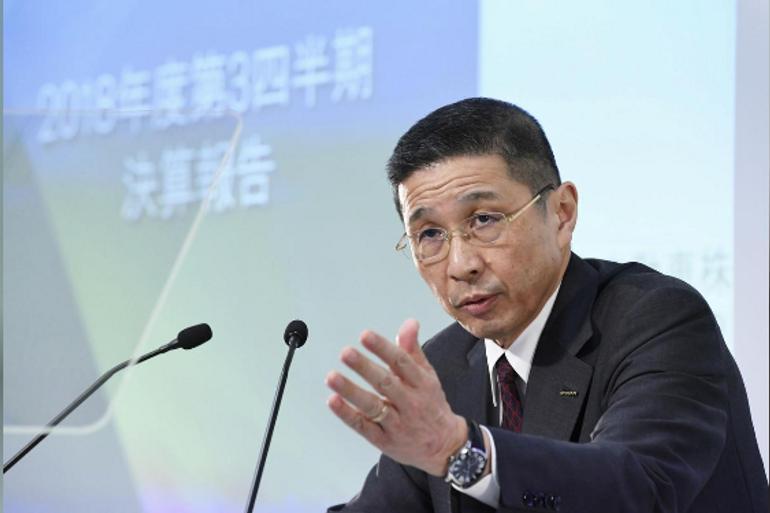 日产CEO西川广人:没有听说要收购FCA