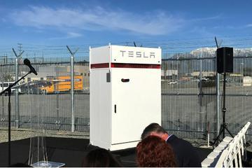 大众购买特斯拉蓄电池组 在美国安装100多个充电站