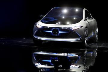 奔驰将投资5.89亿美元生产纯电动紧凑型最新开户送彩金的平台