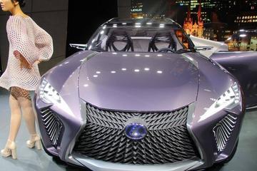 丰田因日本地震大部分工厂暂停生产 雷克萨斯受影响
