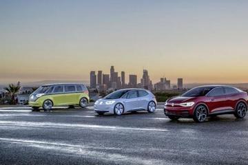 欧洲今年上半年电动汽车销量增速放缓