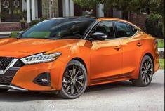 高性能轿车 2020日产Maxima亮相