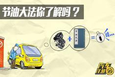 视频:[汽车洋葱圈]节油大法你懂几招?