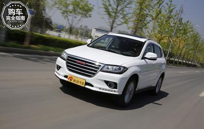 长城汽车 哈弗H2 2016款 1.5T豪华型