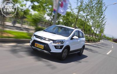 北京汽车 绅宝X25 2015款 1.5L 自动豪华型