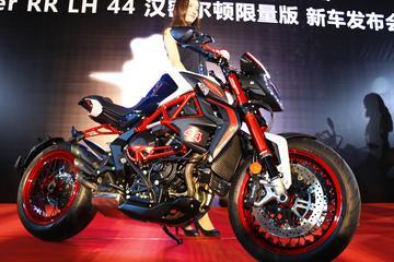 奥古斯塔中国新代理飞肯摩托发布新车