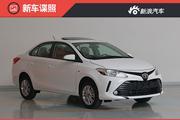丰田新款威驰升级CVT变速箱