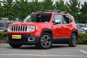 或成都车展首发 Jeep自由侠推1.4T手动挡
