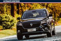 """作为德国宝沃经典车型的传承,自北京车展上市以来,定位于""""德国宽体智联SUV""""的BX7凭借严谨工艺、先进技术与鲜明个性,获超过12,000台的销售订单。"""