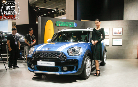 新一代MINI COUNTRYMAN