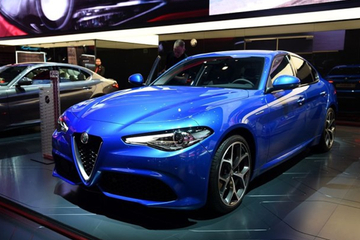 Giulia Veloce将推出355马力