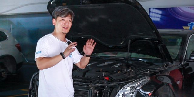 视频:全车铝合金 国产CT6拆完惊喜不断