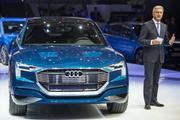 奥迪将在全球工厂建造电动车