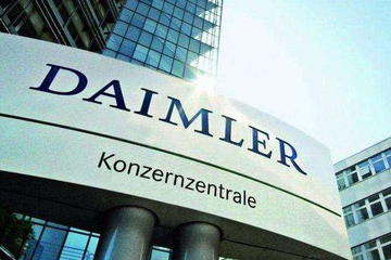 消息称戴姆勒寻求高盛融资增持北京汽车