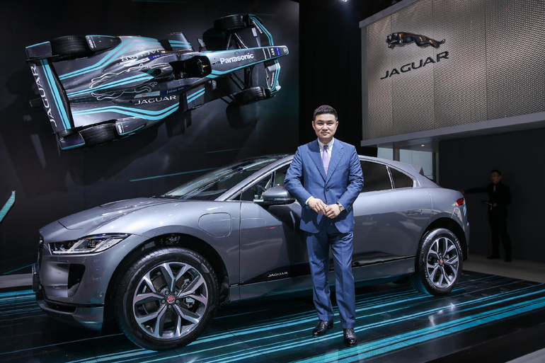 胡波:布局捷豹路虎SV三大品牌 发起电气化攻势