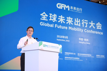 连庆锋:智能汽车是未来真正的核心竞争力