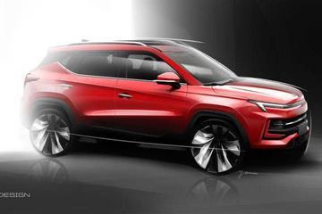 江淮首款小型SUV嘉悦X4即将上市 搭载1.5T发动机