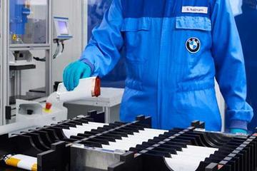 宝马投2亿欧元建立全球电芯技术中心