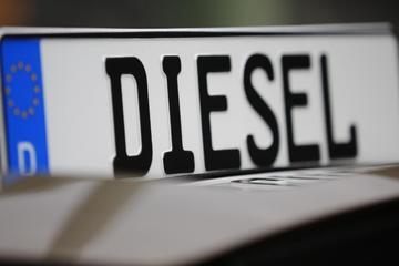 德国各大城市可以立即禁止旧柴油车上路