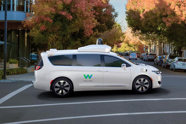 谷歌无人驾驶部门Waymo确认在上海设立公司