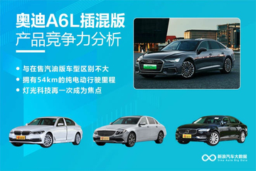 【新浪汽车大数据】上市半年后,奥迪A6L混动的市场竞争力如何?