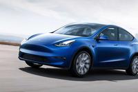 更亲民的紧凑型电动SUV Model Y正式亮相
