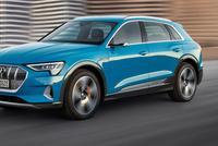 奥迪e-tron上海车展开启预售 年底正式上市