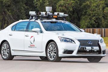 受Uber伤亡事故影响 丰田暂停在美自动驾驶测试