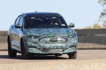 福特電動SUV將于11月14日公布最終命名