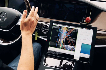 中德在自动驾驶领域加速合作 产业发展迎机遇