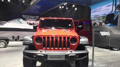 2019上海车展探馆:Jeep Gladiator